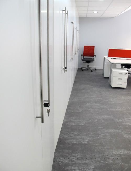 mobilier de bureau sur mesure meubles de bureau sur mesure amso. Black Bedroom Furniture Sets. Home Design Ideas