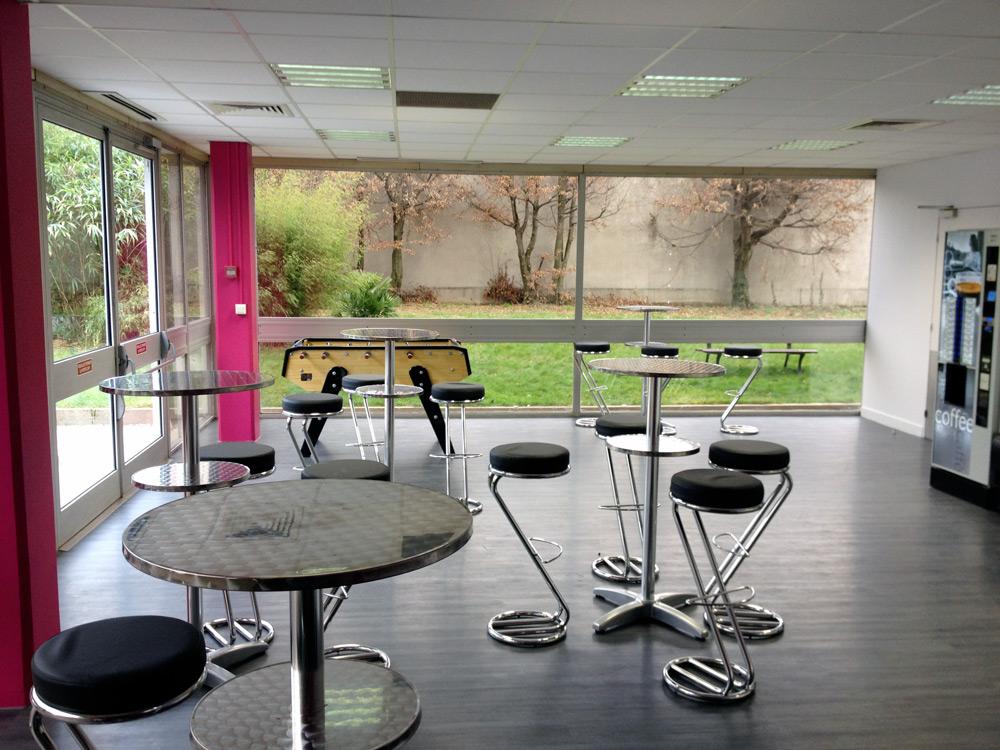AMSO : réalisation et amenagement restaurant d\'entreprise, travaux ...