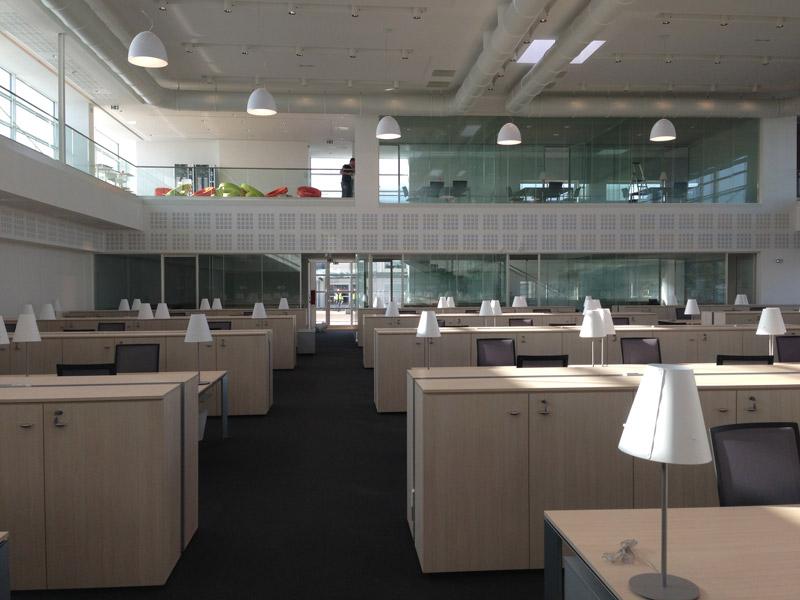 am nagement de bureau en open space minam On amenagement bureau open space