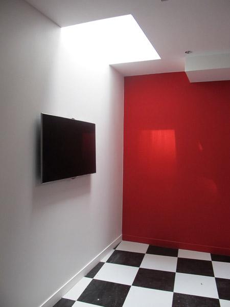 travaux bureau d co minam. Black Bedroom Furniture Sets. Home Design Ideas
