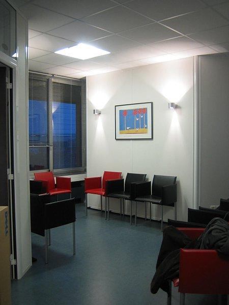Am nagement cabinet m dical mobilier de cabinet m dical for Meubles bureau yvelines