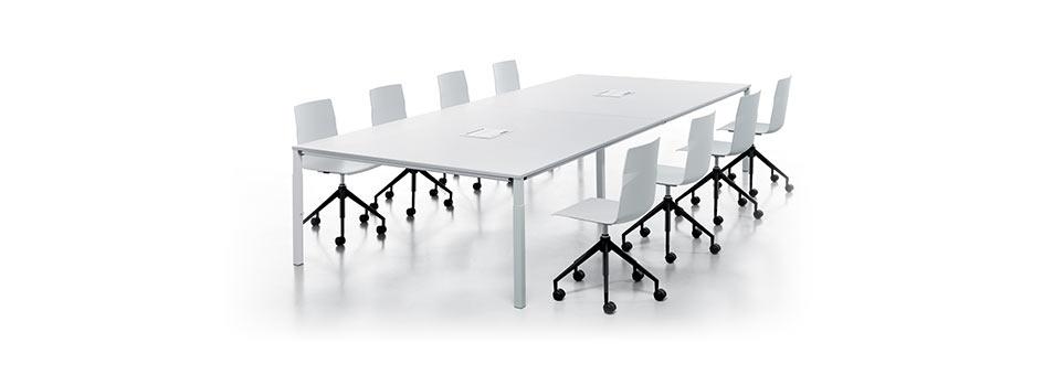 Table De Reunion Table Pliante Table Abattante Table Modulaire Amso