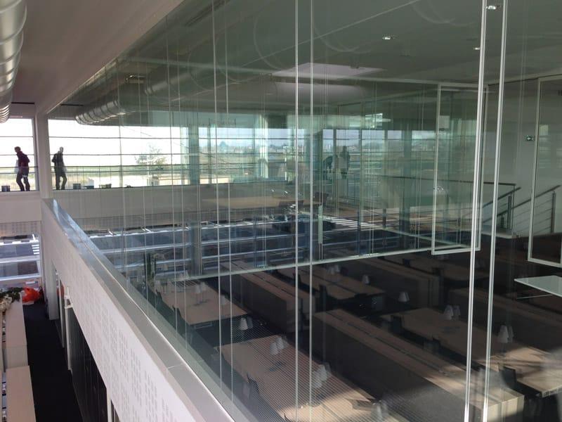 aménagement cloisons vitrées