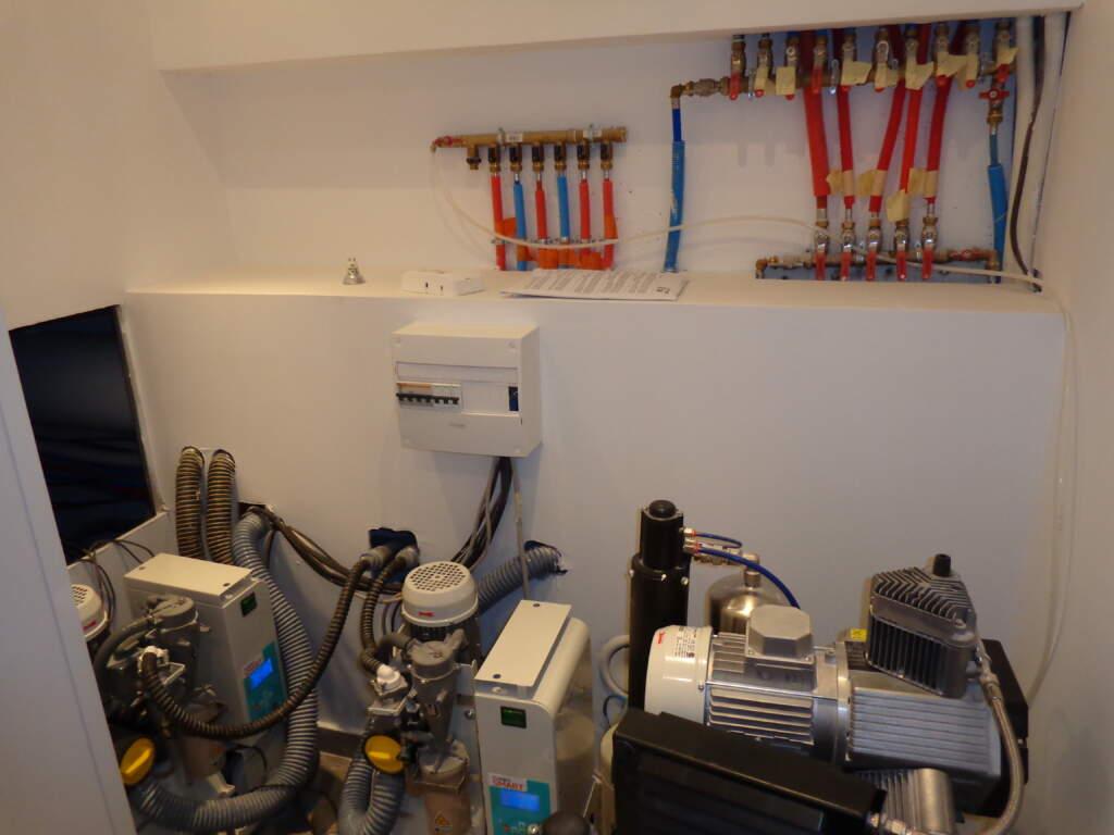 DSC00152 1024x768 - Aménagement d'un cabinet dentaire