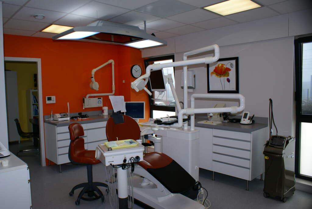 DSC01374 1024x685 - Aménagement d'un cabinet dentaire
