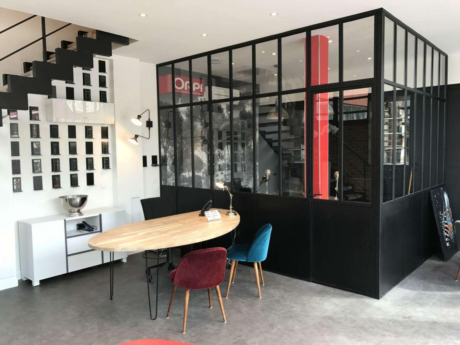 Cloison amovible bureau, cloison vitrée, cloison acoustique ...