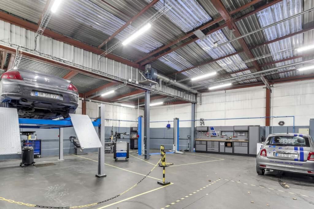 aménagement, rénovation garage paris