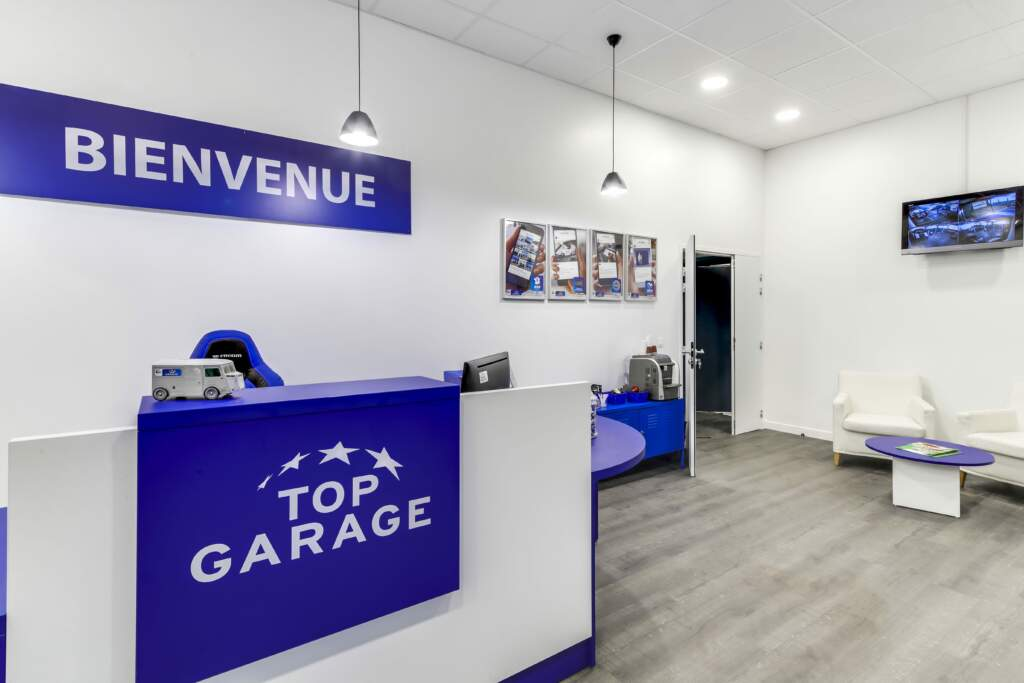aménagement, rénovation garage paris