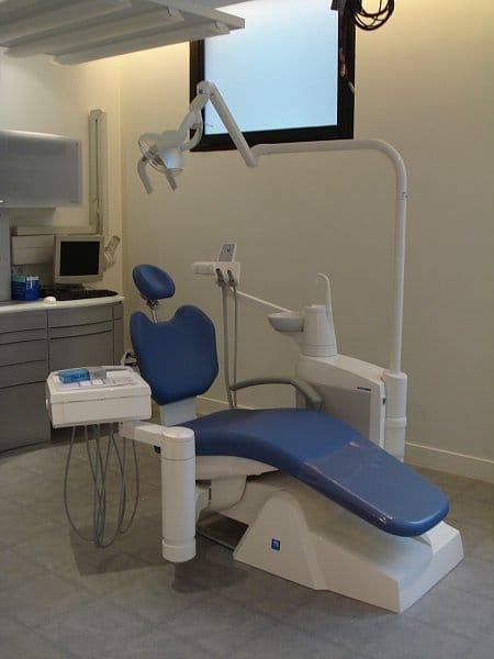 Aménagement cabinet dentaire
