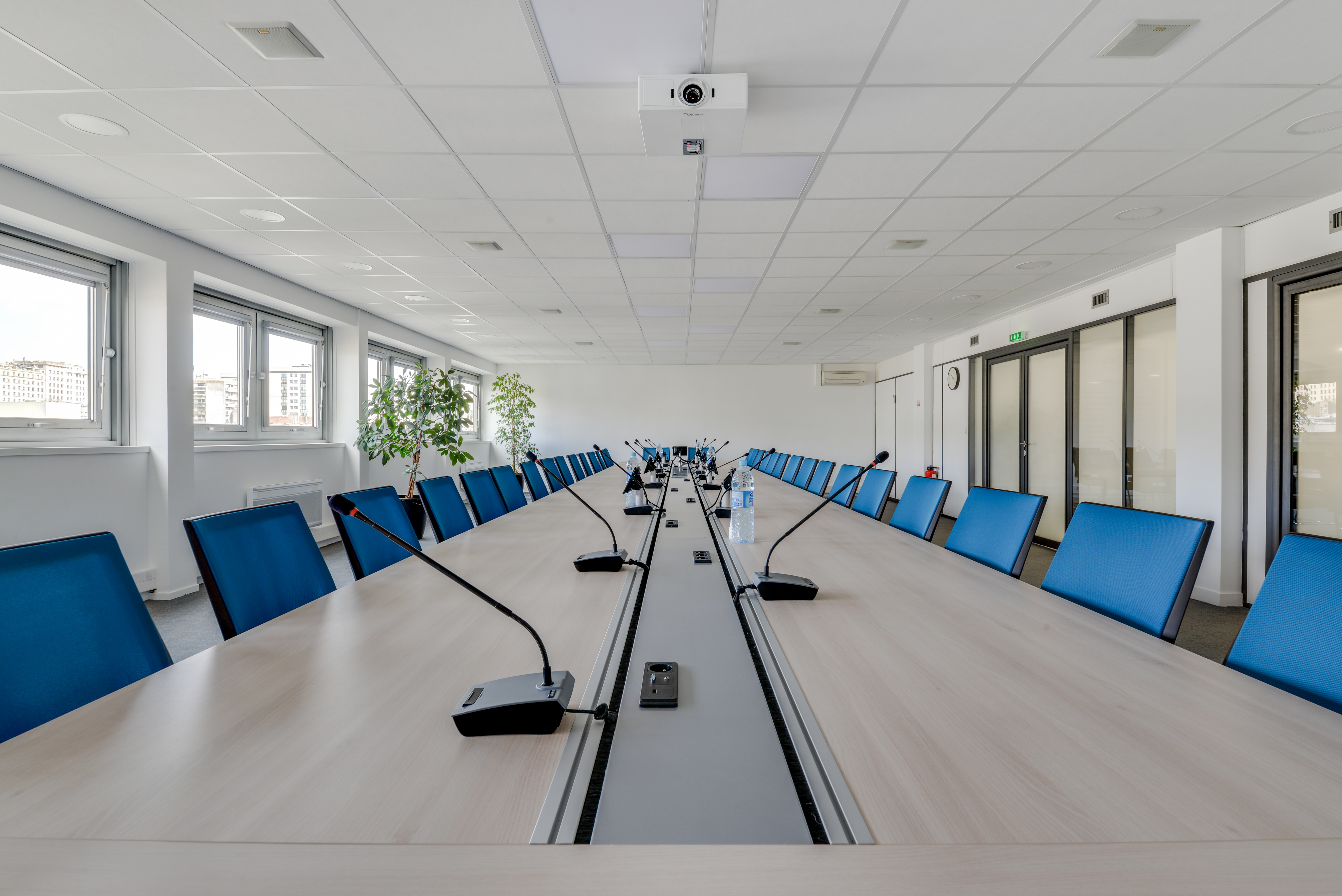 Aménagement salle de réunion Paris