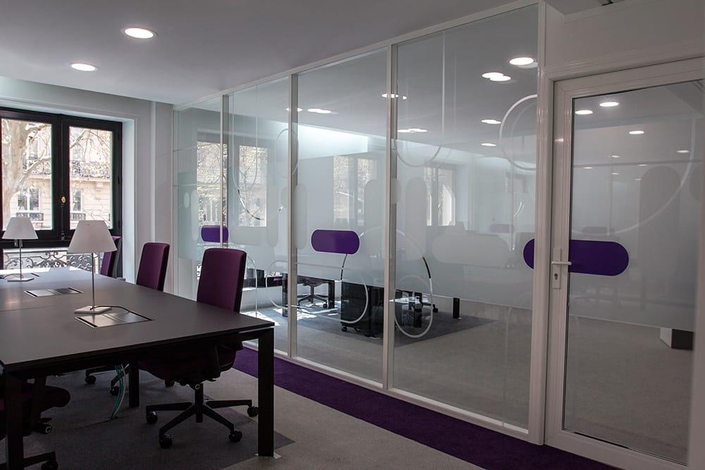 aménagement bureau design