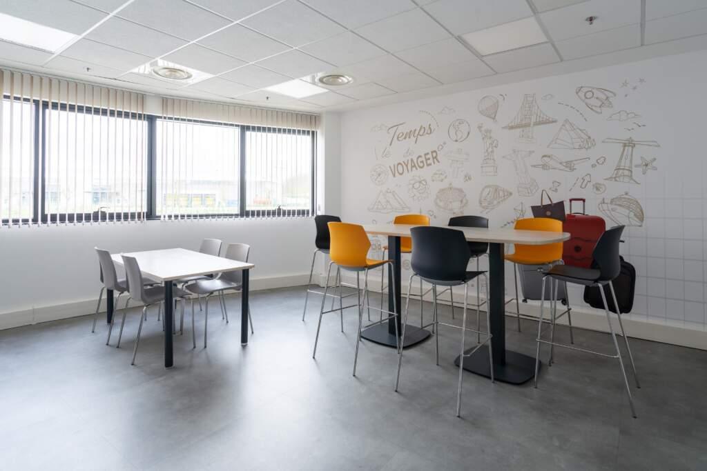 aménagement bureaux roissy 10 1024x683 - Aménagement bureaux Roissy CDG