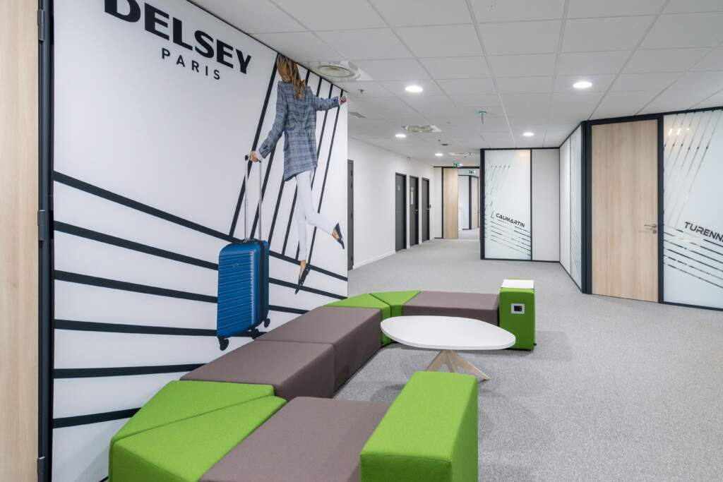 aménagement bureaux roissy 5 1024x683 - Aménagement bureaux Roissy CDG