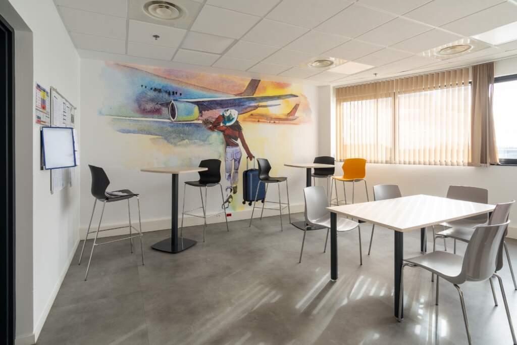 aménagement bureaux roissy 6 1024x683 - Aménagement bureaux Roissy CDG
