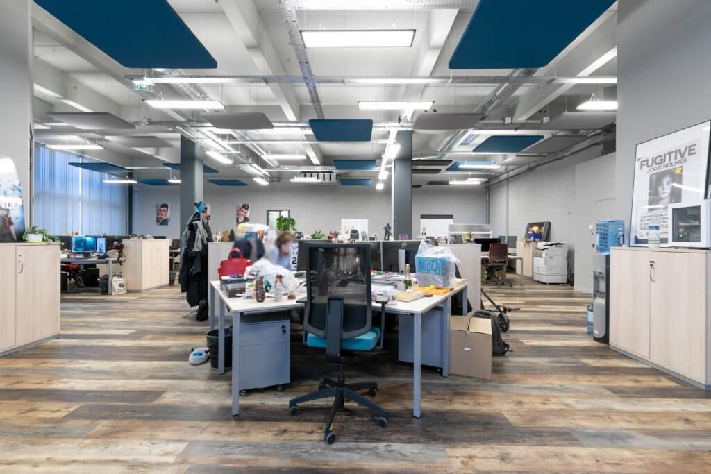 amenagement bureaux paris 12 1024x683 - Comment aménager son espace de coworking (télétravail et COVID 19)