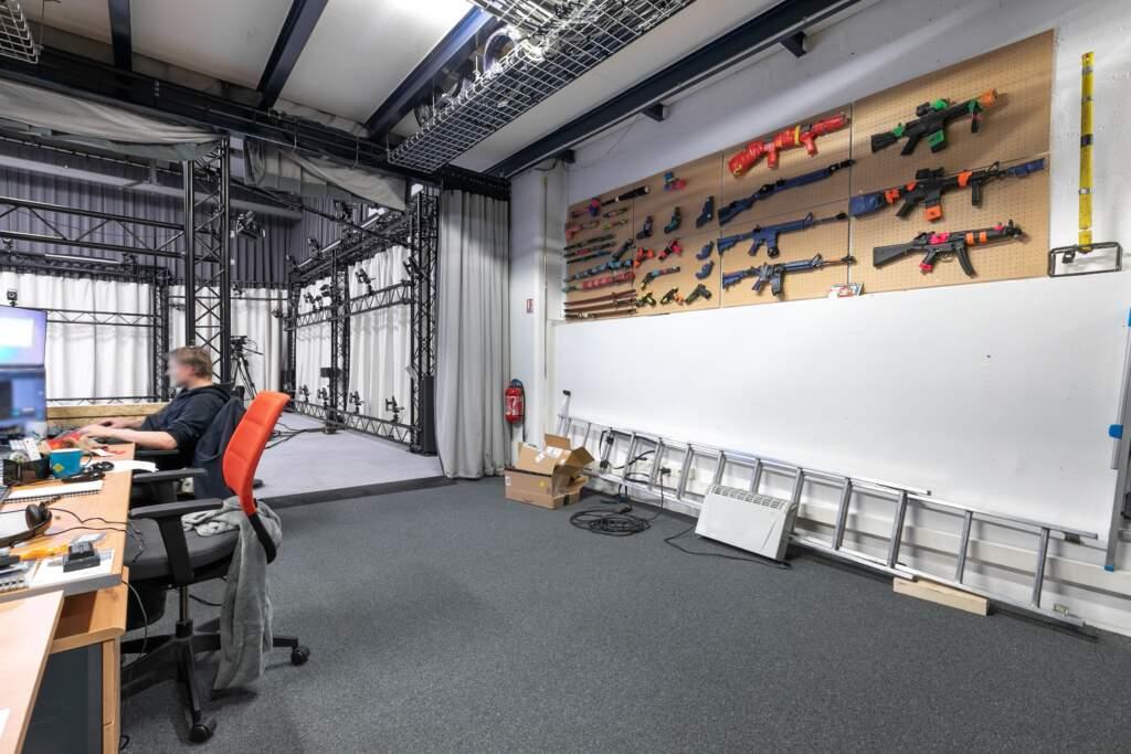 amenagement bureaux paris 30 1024x683 - Aménagement d'espaces collaboratifs Paris