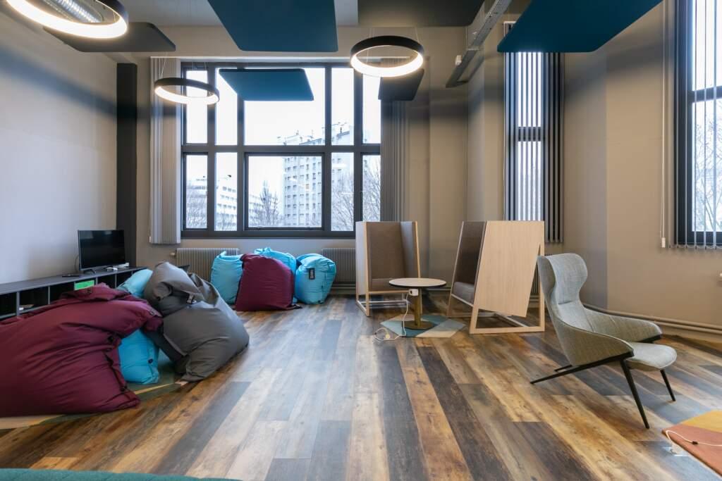 amenagement bureaux paris 5 1024x683 - Aménagement d'espaces collaboratifs Paris