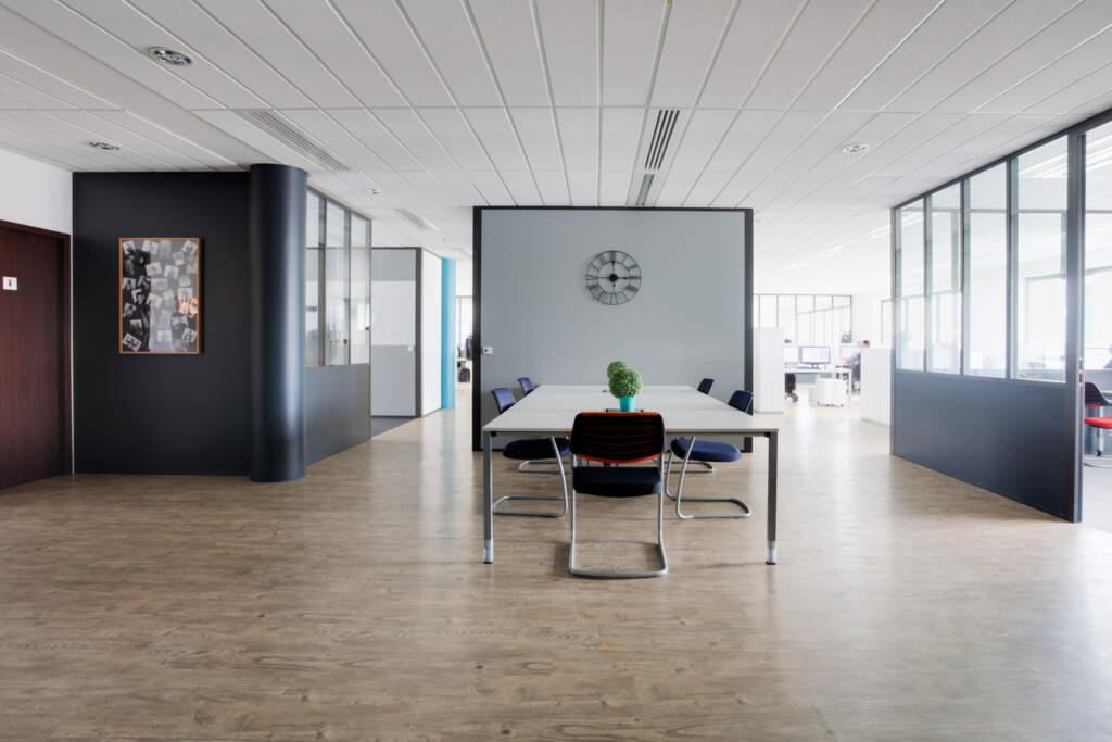 amenagement bureaux rosny sous bois 002 1024x683 - Aménagement plateau de bureau Rosny-sous-Bois
