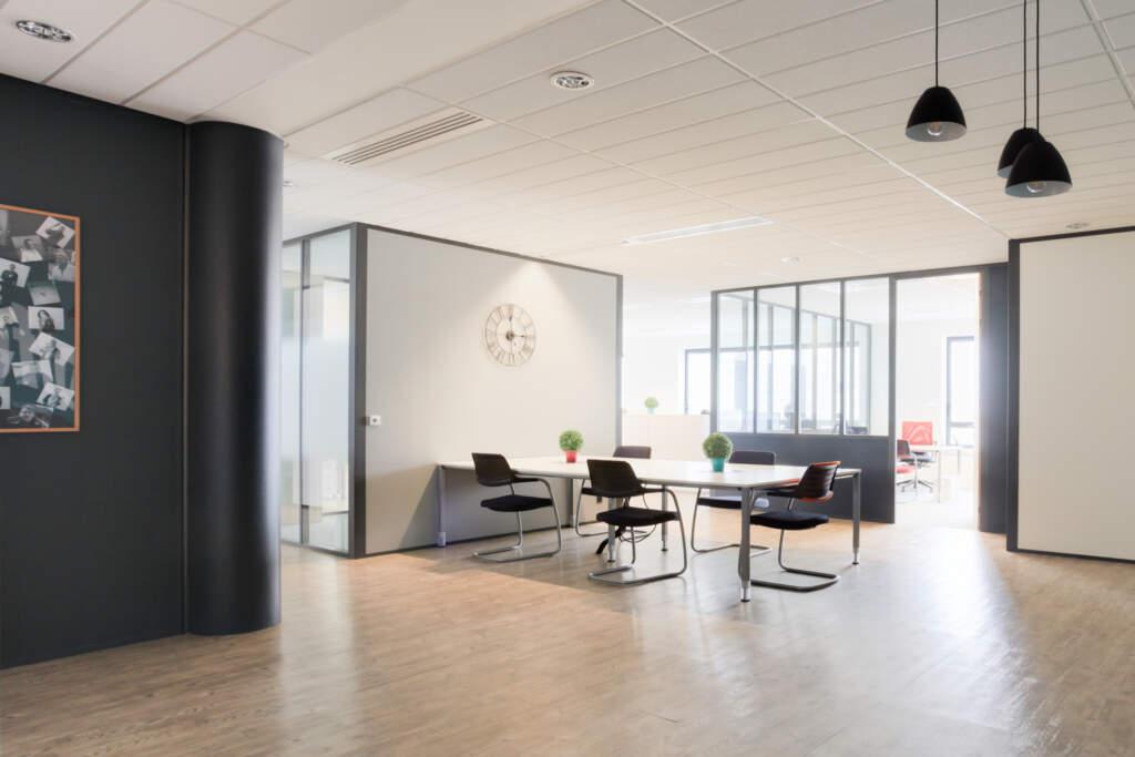 amenagement bureaux rosny sous bois 003 1024x683 - Aménagement plateau de bureau Rosny-sous-Bois