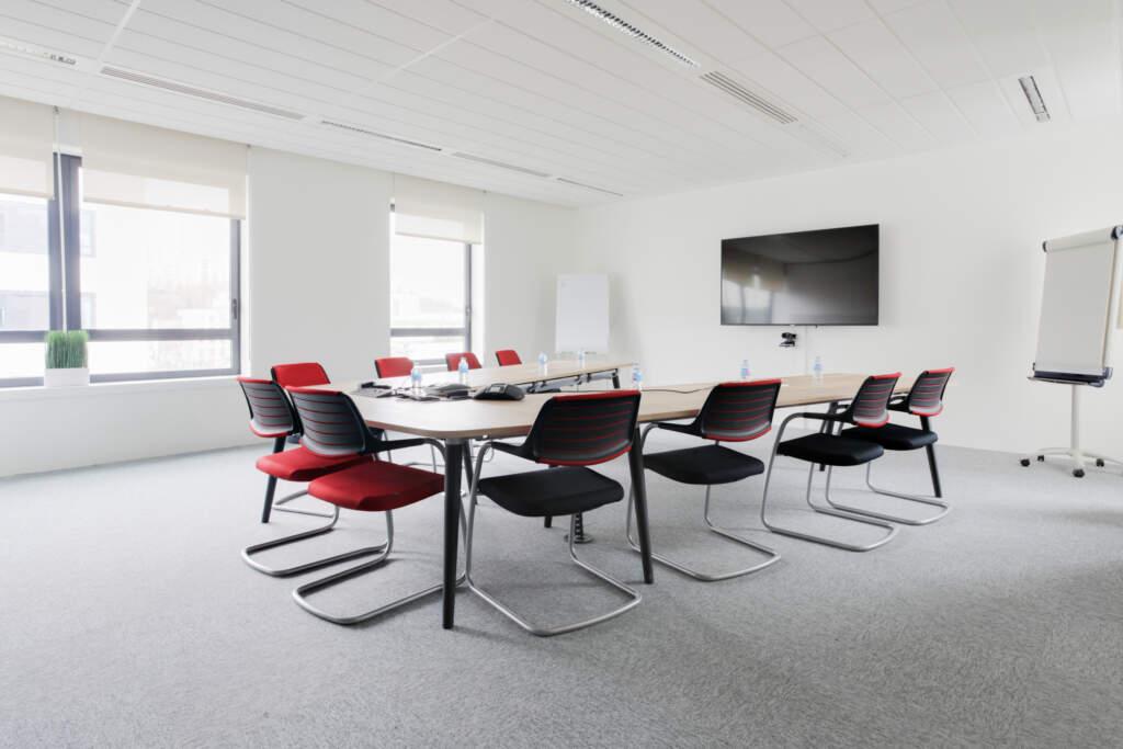 amenagement bureaux rosny sous bois 005 1024x683 - Aménagement plateau de bureau Rosny-sous-Bois