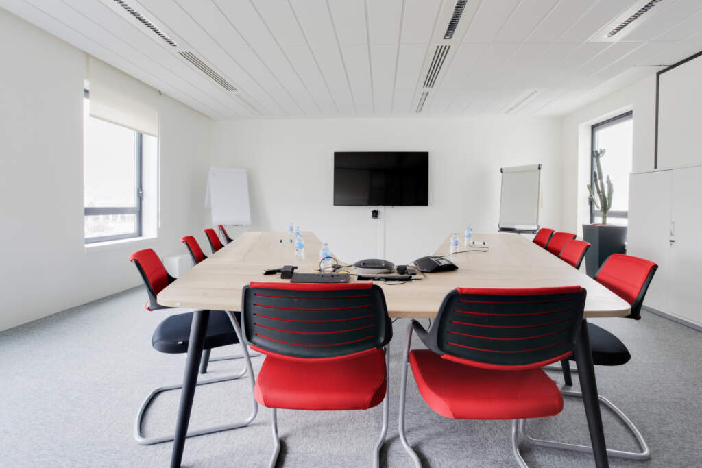 amenagement bureaux rosny sous bois 007 1024x683 - Aménagement plateau de bureau Rosny-sous-Bois