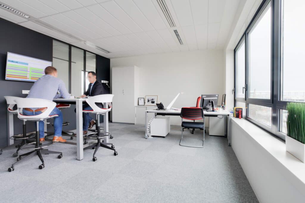 amenagement bureaux rosny sous bois 010 1024x683 - Aménagement plateau de bureau Rosny-sous-Bois