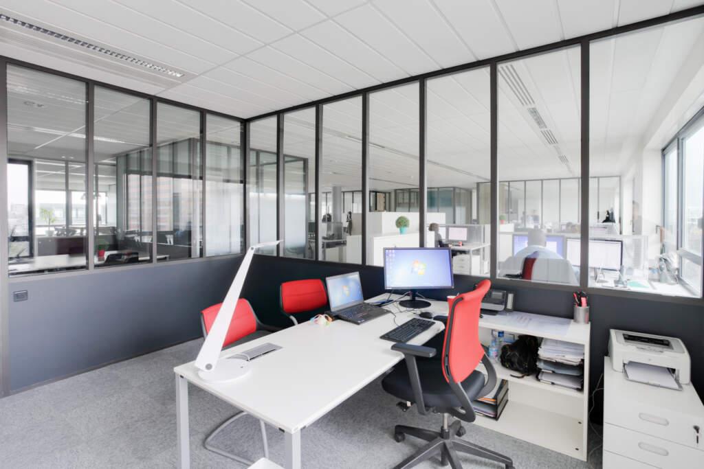 amenagement bureaux rosny sous bois 012 1024x683 - Aménagement plateau de bureau Rosny-sous-Bois