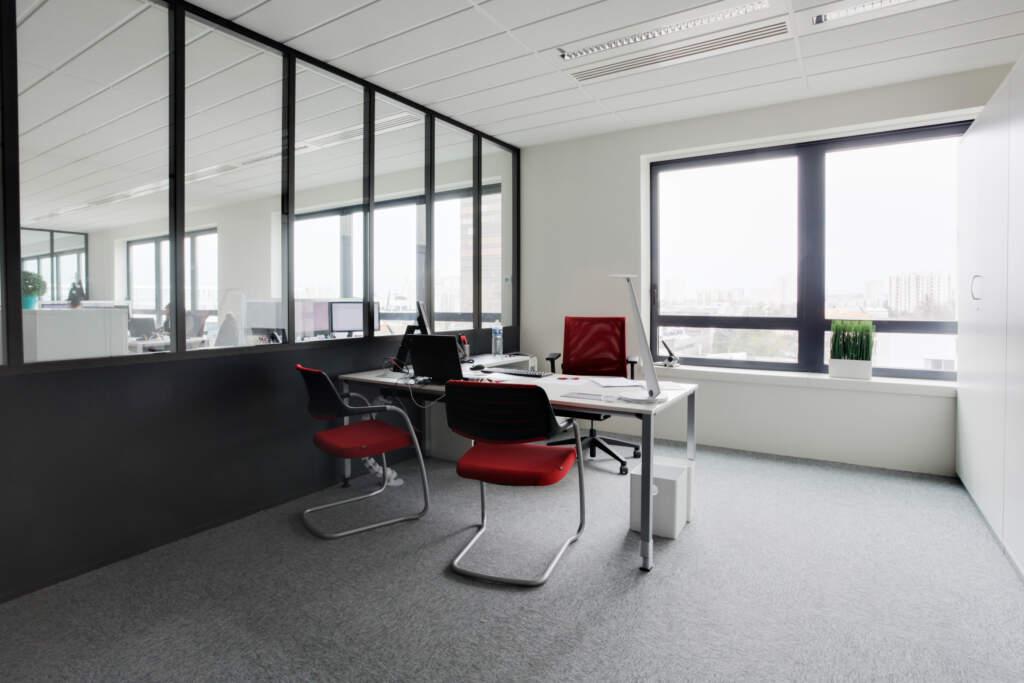 amenagement bureaux rosny sous bois 016 1024x683 - Aménagement plateau de bureau Rosny-sous-Bois