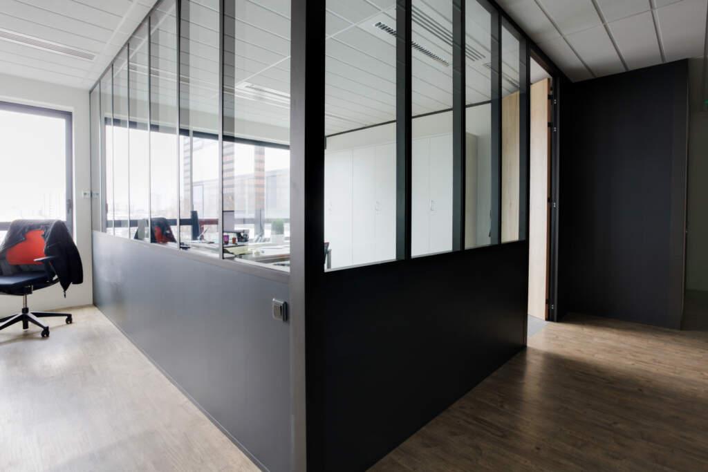 amenagement bureaux rosny sous bois 018 1024x683 - Aménagement plateau de bureau Rosny-sous-Bois