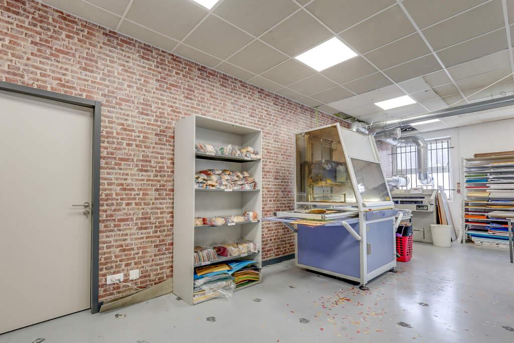 renovation bureau montreuil 006 1024x683 - Aménagement d'une maison d'édition