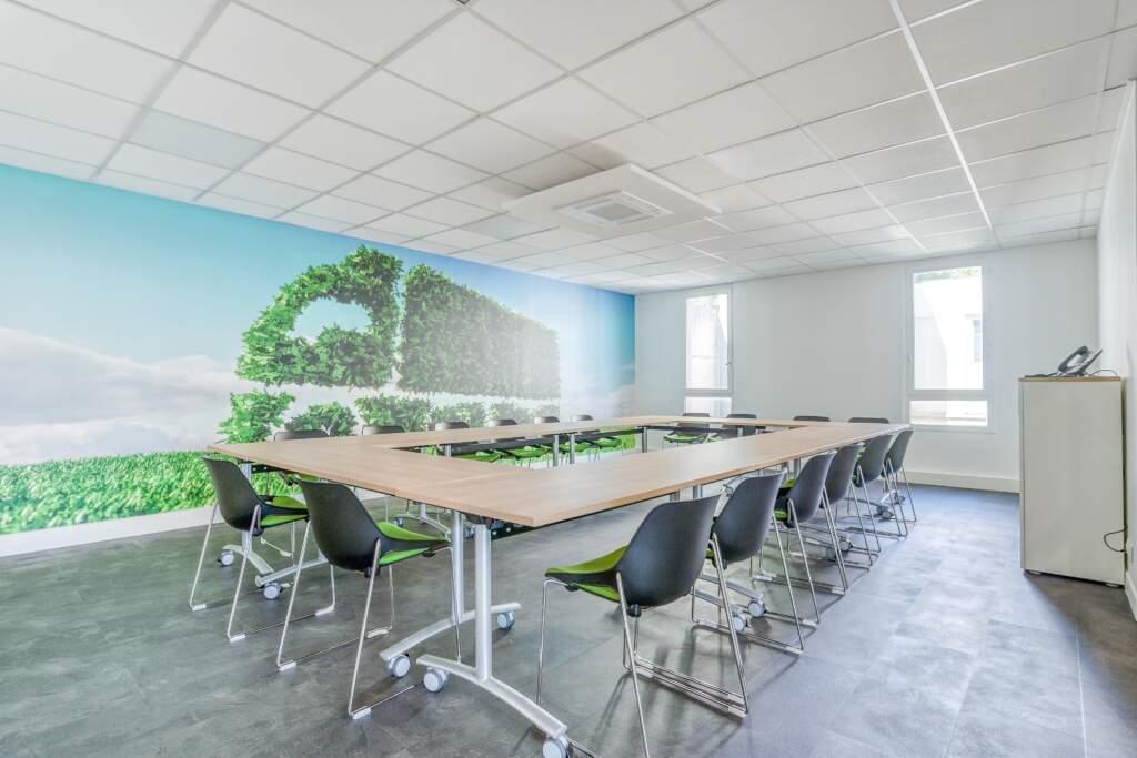 amenagement bureau montreuil 12 1024x683 - Aménagement société de transports écologiques à Montreuil
