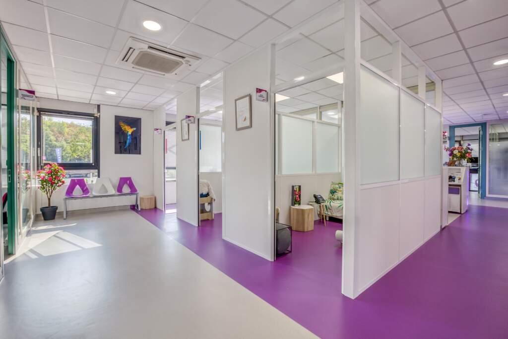 travaux amenagement clinique veterinaire 1 1024x683 - Création et aménagement d'une clinique vétérinaire à Guyancourt