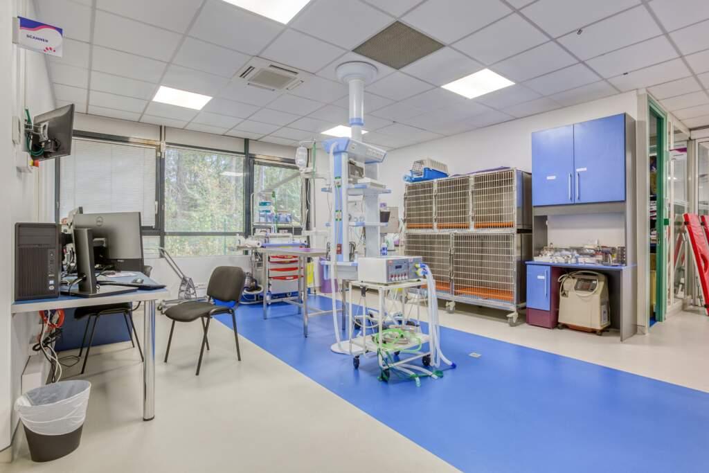 travaux amenagement clinique veterinaire 13 1024x683 - Création et aménagement d'une clinique vétérinaire à Guyancourt