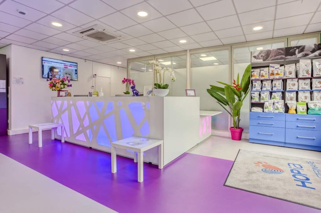 travaux amenagement clinique veterinaire 4 1024x682 - Création et aménagement d'une clinique vétérinaire à Guyancourt