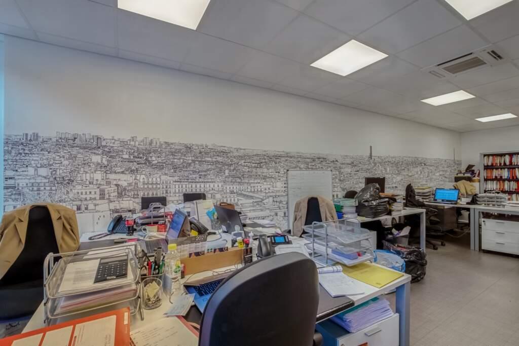 amenagement agcence immobiliere boulogne 10 1024x682 - Création d'une agence immobilière Century 21 à Boulogne Billancourt