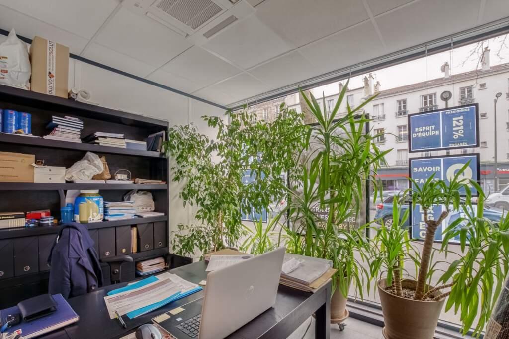amenagement agcence immobiliere boulogne 12 1024x682 - Création d'une agence immobilière Century 21 à Boulogne Billancourt