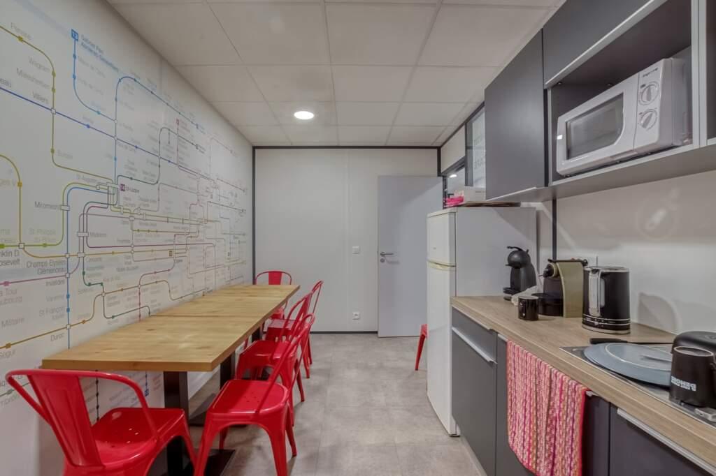 amenagement agcence immobiliere boulogne 4 1024x682 - Création d'une agence immobilière Century 21 à Boulogne Billancourt