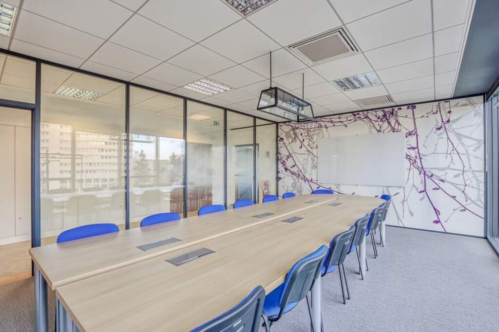 amenagement societe de conseil industriel velizy 10 1024x682 - Aménagement de bureaux filiale du groupe VINCI