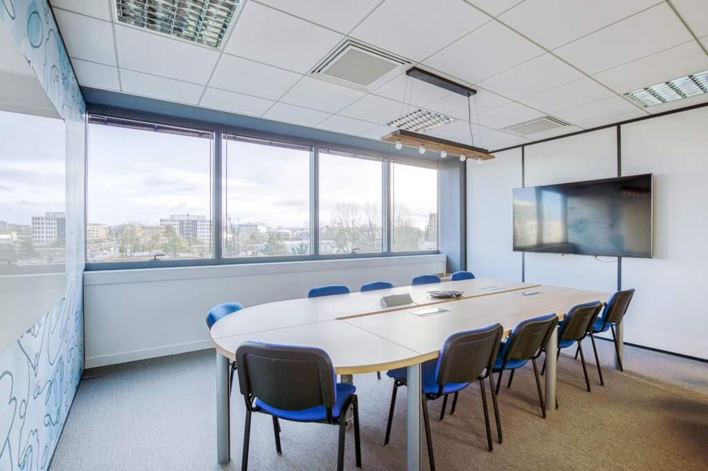 amenagement societe de conseil industriel velizy 8 1024x682 - Aménagement de bureaux filiale du groupe VINCI