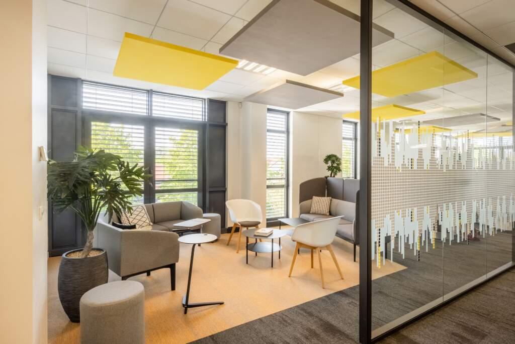 amenagement bureau design paris ouest 12 1024x683 - Aménagement bureau flex office