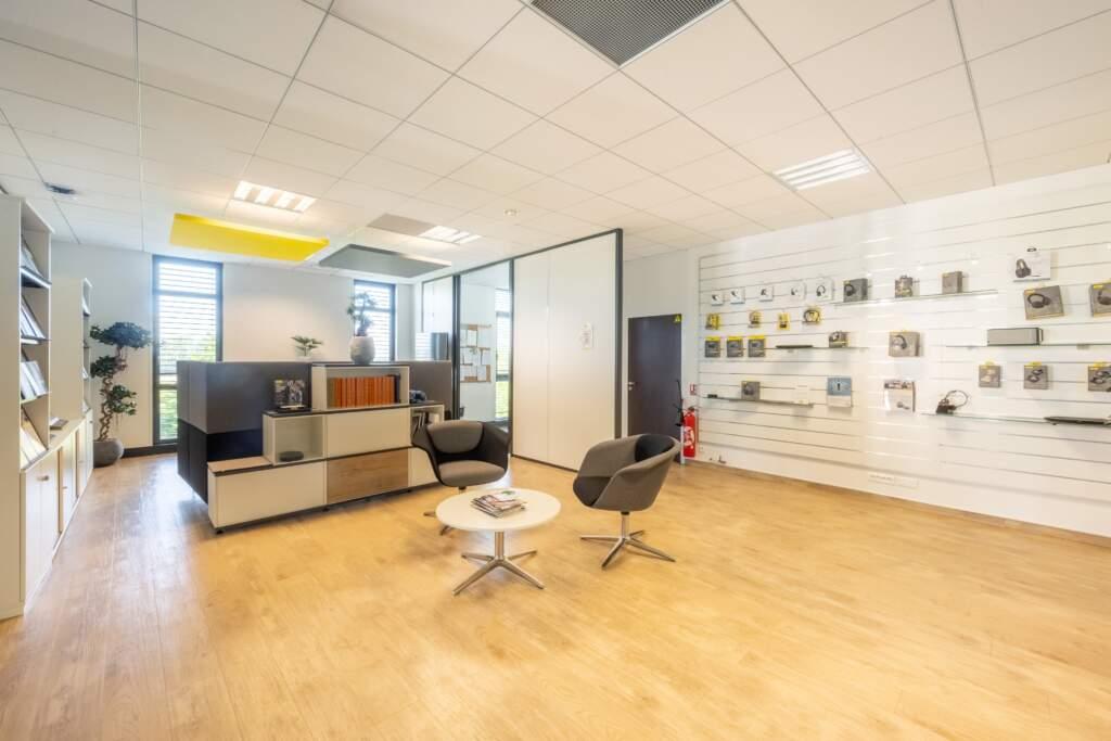 amenagement bureau design paris ouest 14 1024x683 - Aménagement bureau flex office