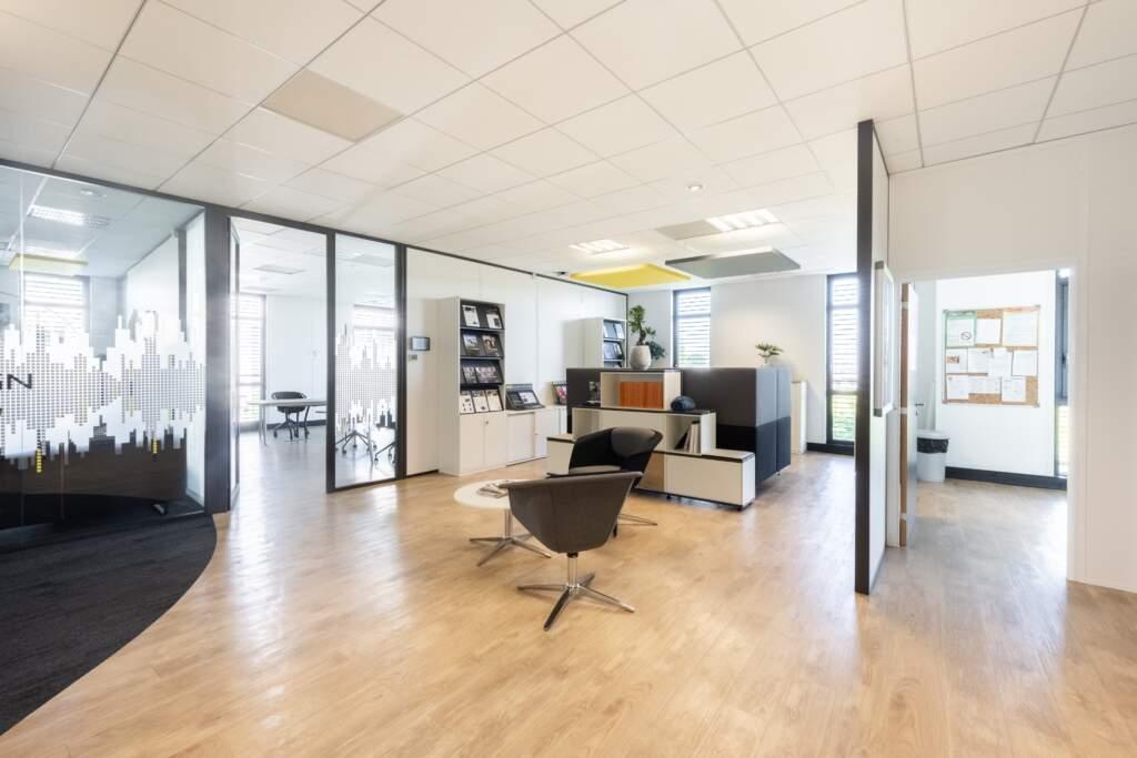 amenagement bureau design paris ouest 22 1024x683 - Aménagement bureau flex office
