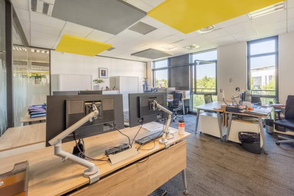 amenagement bureau design paris ouest 4 1024x683 - Aménagement bureau flex office