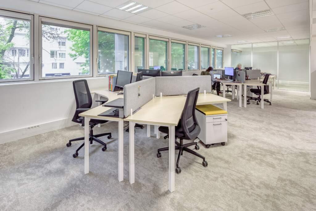amenagement bureaux issy les moulineaux 12 1024x682 - Aménagement de bureaux à Issy-les-Moulineaux
