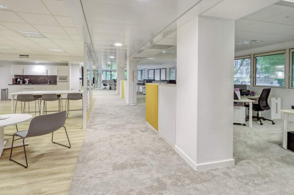 amenagement bureaux issy les moulineaux 7 1024x682 - Aménagement de bureaux à Issy-les-Moulineaux