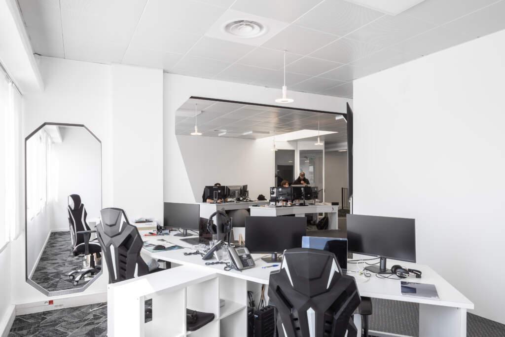 amenagement bureau ivry sur seine 3 1024x683 - Aménagement de bureau et prestation d'architecte d'intérieur à Ivry-sur-Seine