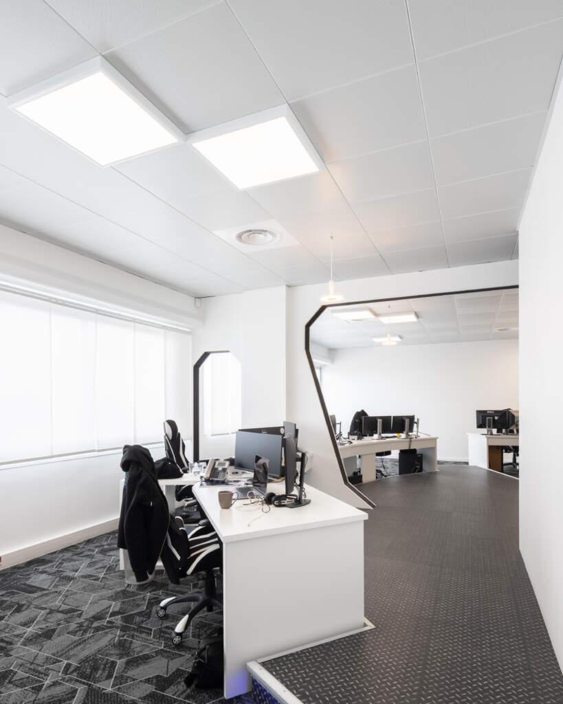 amenagement bureau ivry sur seine 6 819x1024 - Aménagement de bureau et prestation d'architecte d'intérieur à Ivry-sur-Seine