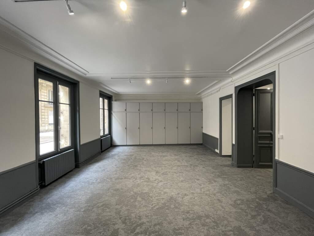renovation bureau paris 8eme 3 1024x768 - Rénovation de bureaux à Paris 8ème