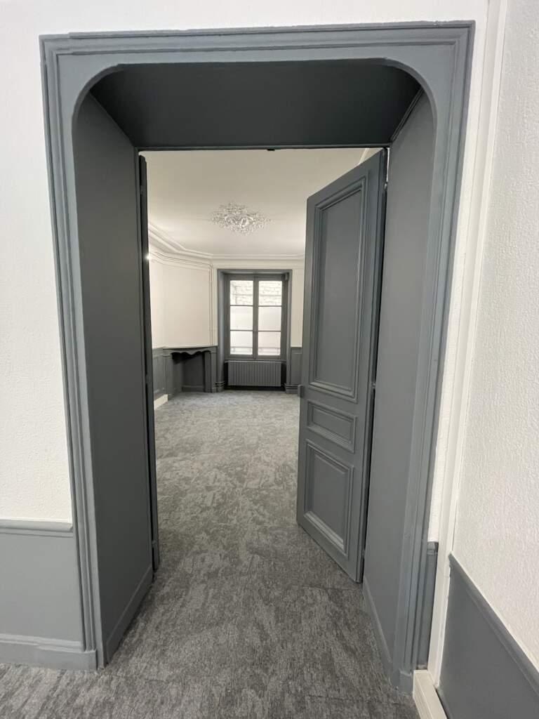 renovation bureau paris 8eme 4 768x1024 - Rénovation de bureaux à Paris 8ème